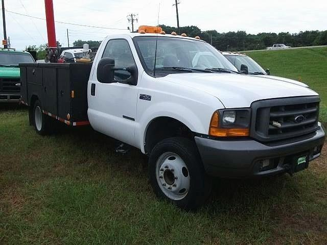 1999 Ford F450 1