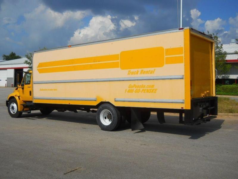 2009 International 4300 4