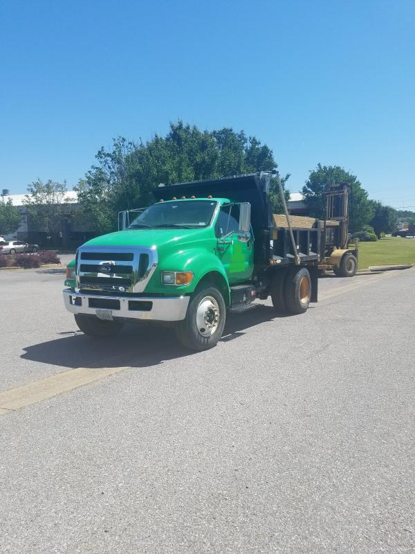 2009 Ford F750 1