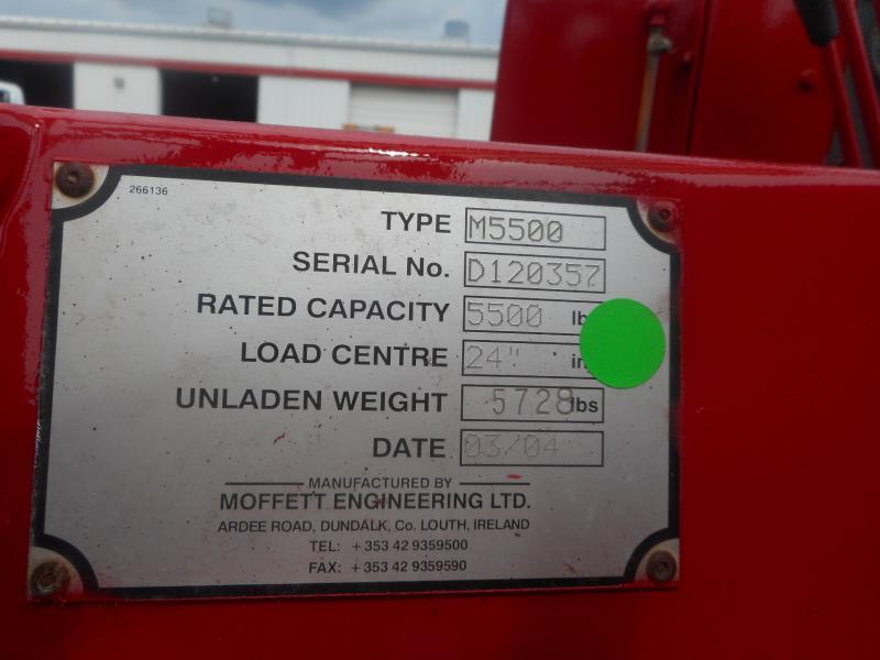 2004 Moffett M5500 3