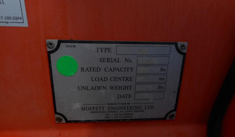 2011 Moffett M5500 5