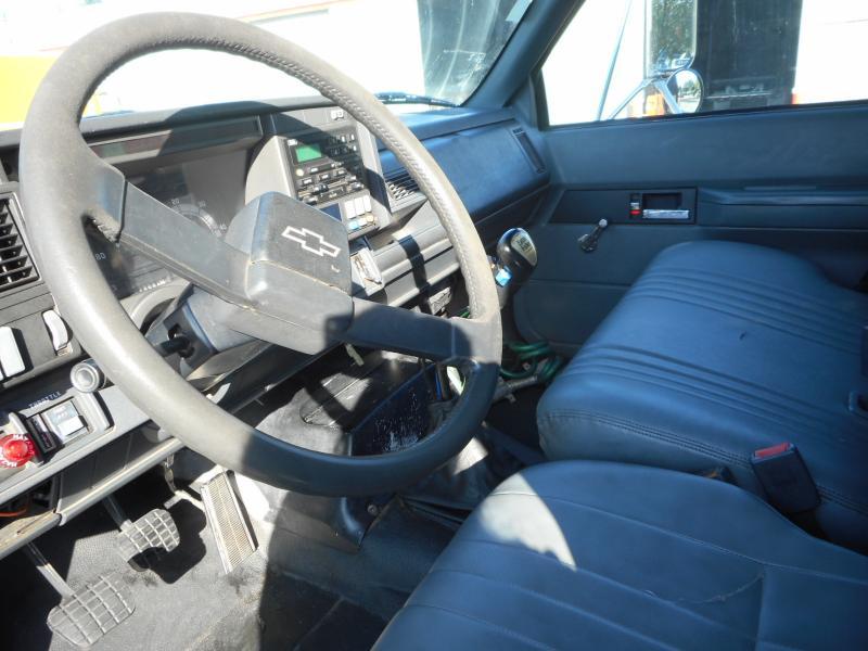 2002 Chevrolet KODIAK C7500 8