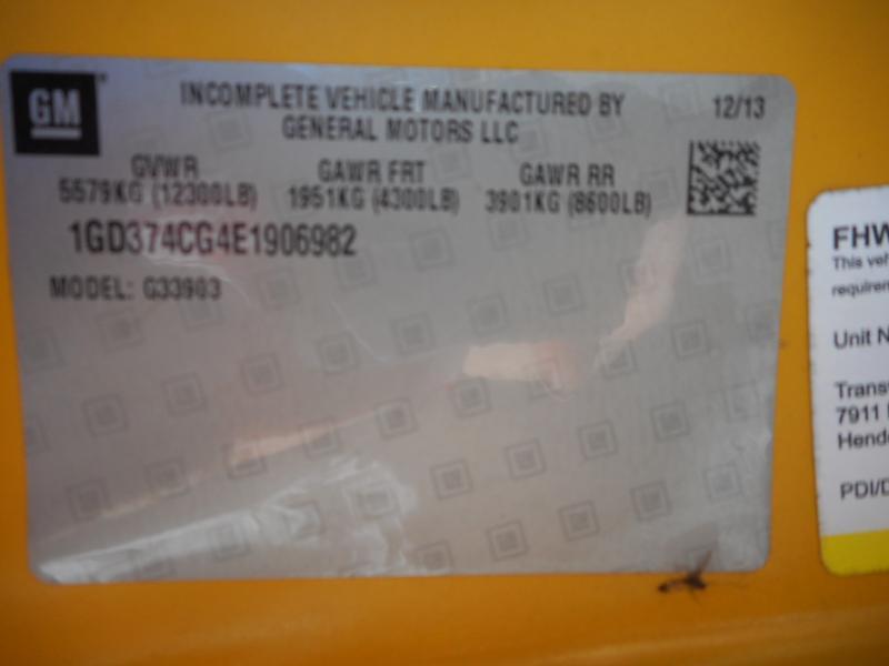 2014 GMC G33503 11