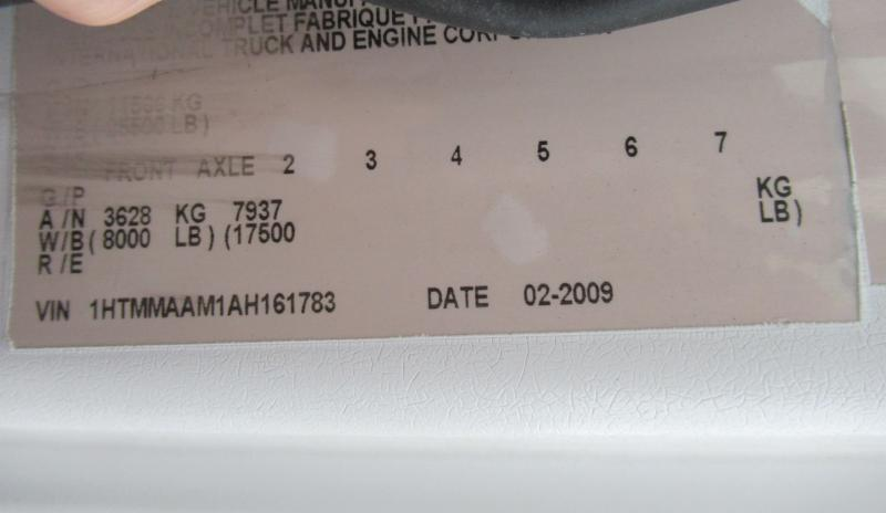 2010 International 4300 15