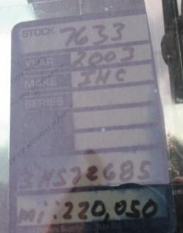 2003 International 4300 9