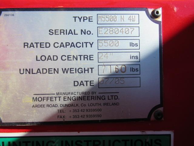 2005 Moffett M5500 7