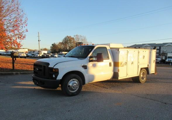2008 Ford F350 1