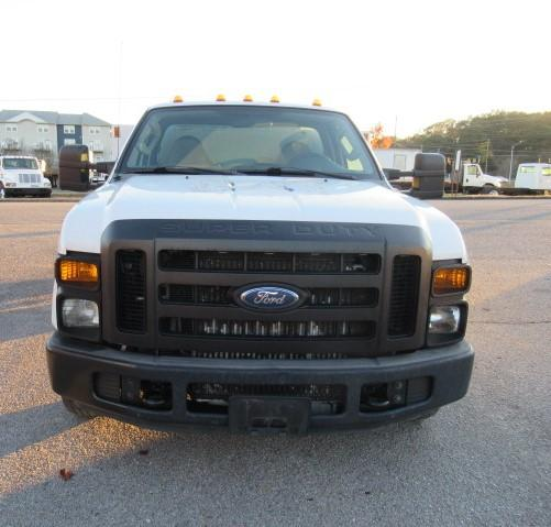 2008 Ford F350 6