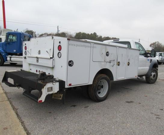 2008 Ford F450 4