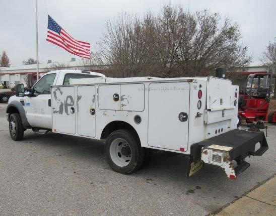 2008 Ford F450 6
