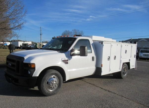 2008 Ford F350 3