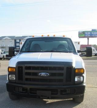 2008 Ford F350 5