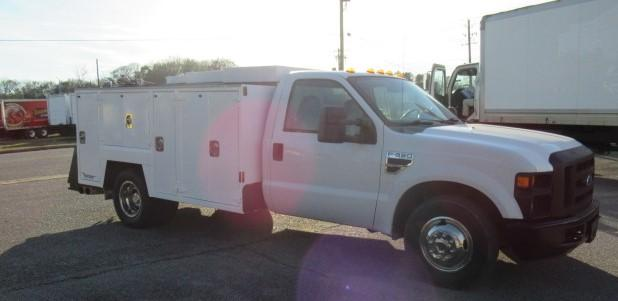 2008 Ford F350 4