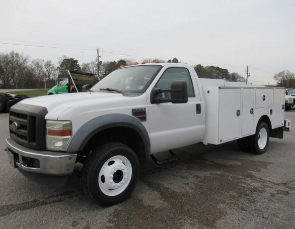 2008 Ford F450 2