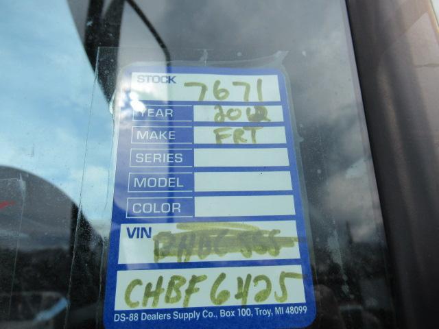 2012 Freightliner BUSINESS CLASS M2 106 16