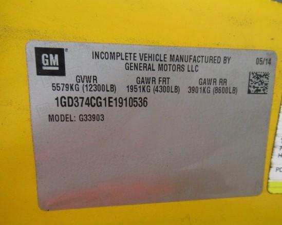 2014 GMC 3500 17