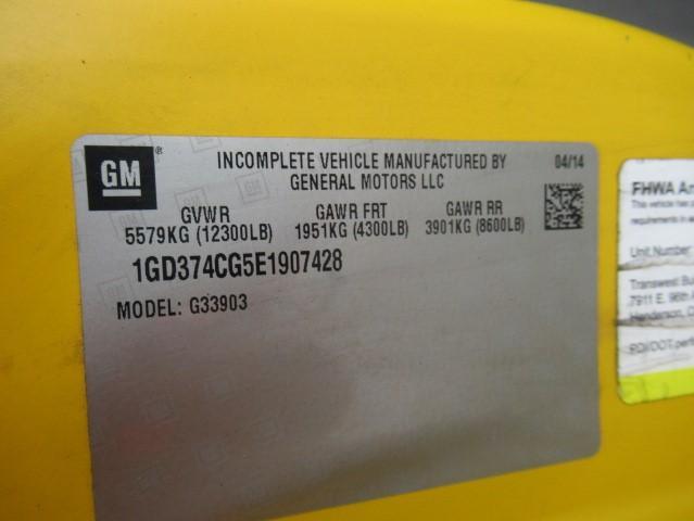 2014 GMC 3500 15