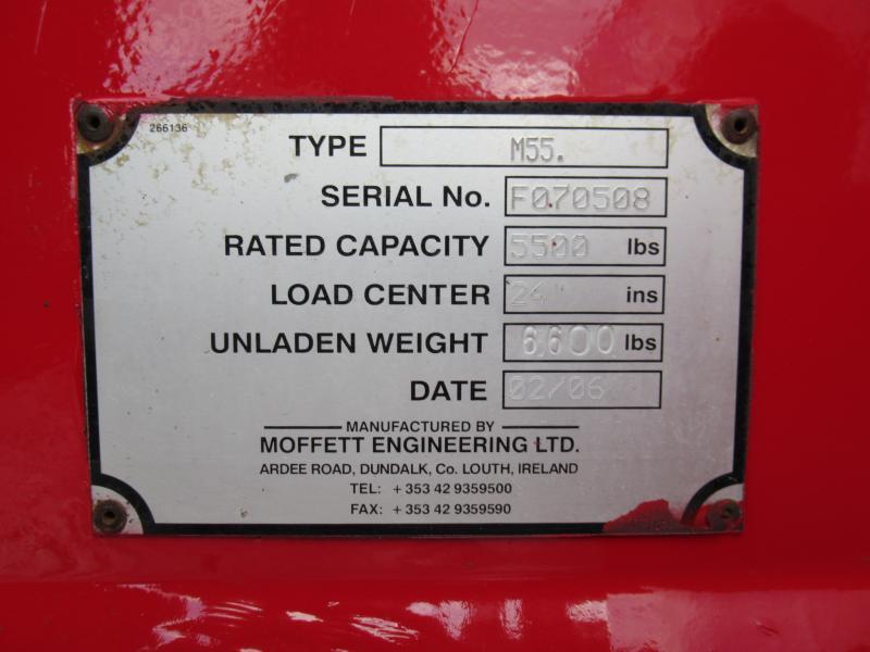 2006 Moffett M55 11