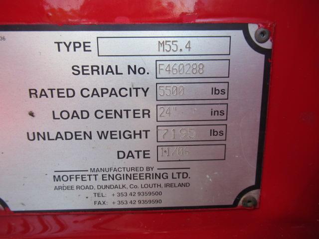 2006 Moffett M55.4 12