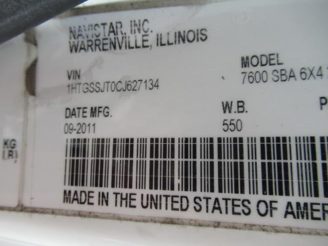 2012 International 7600 12
