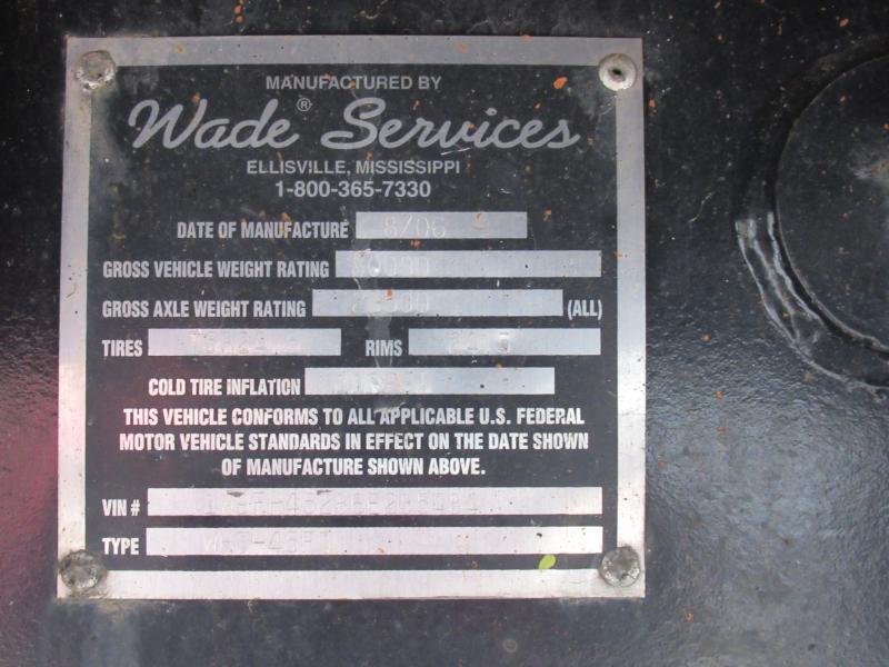 2006 WADE 45 FT 8