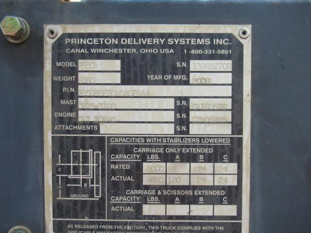 2008 Princeton PB50 9