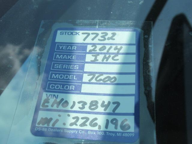 2014 International 7600 12