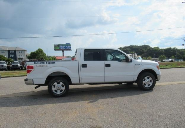 2014 Ford F150 1
