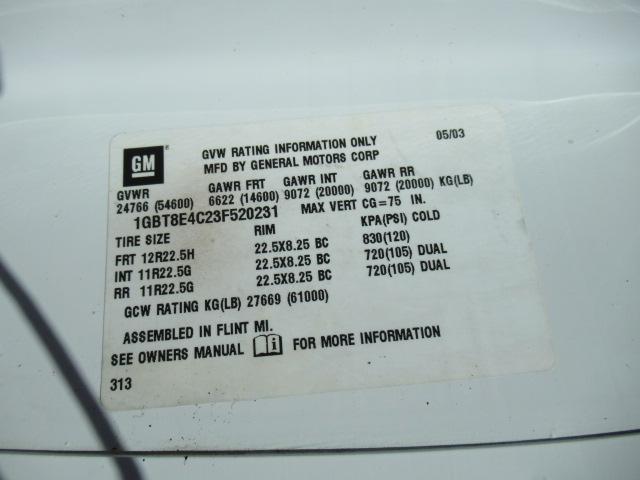 2003 Chevrolet KODIAK C8500 14