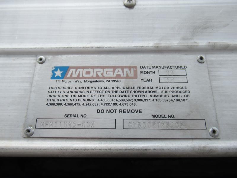 2012 Morgan GVSD09726102 6