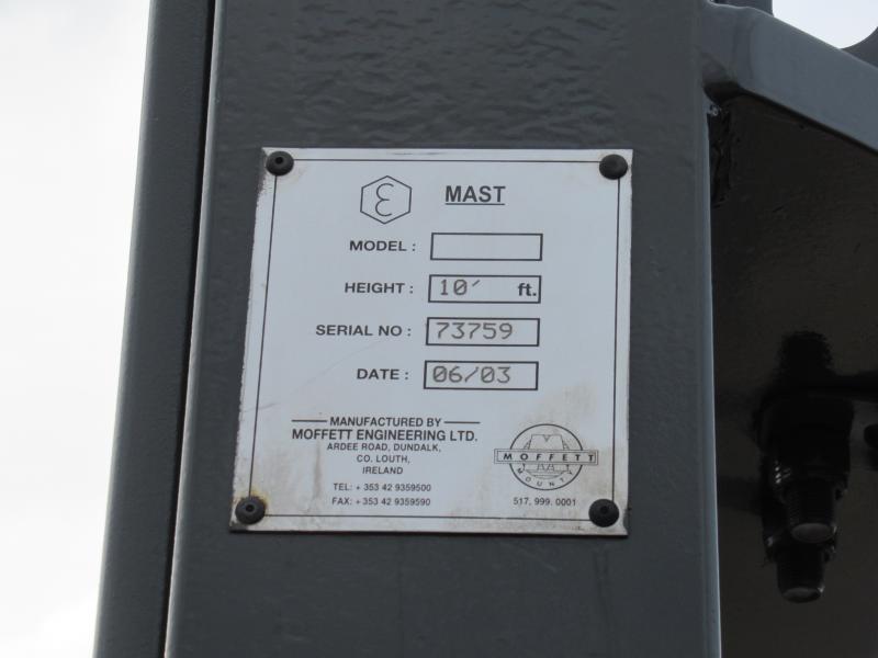 2003 Moffett M5500 15