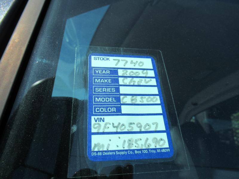 2009 Chevrolet KODIAK C8500 1