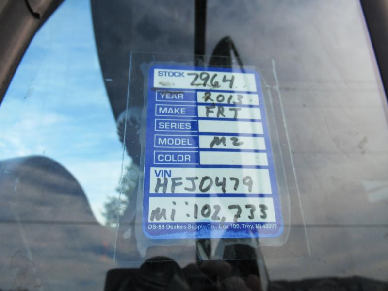 2013 Freightliner BUSINESS CLASS M2 106 19