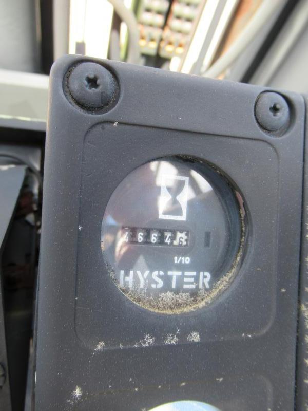 1998 HYSTER H500XL 13