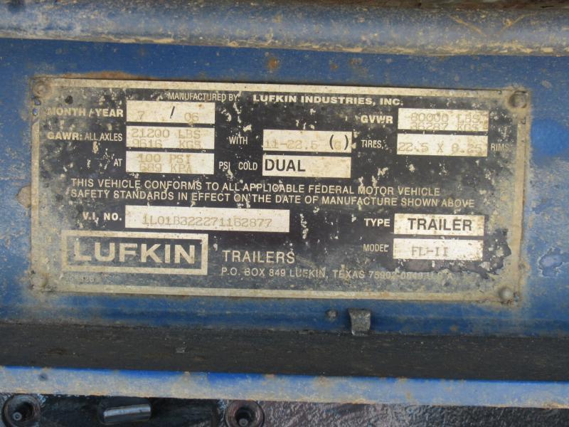 2007 LUFKIN FL-11 14