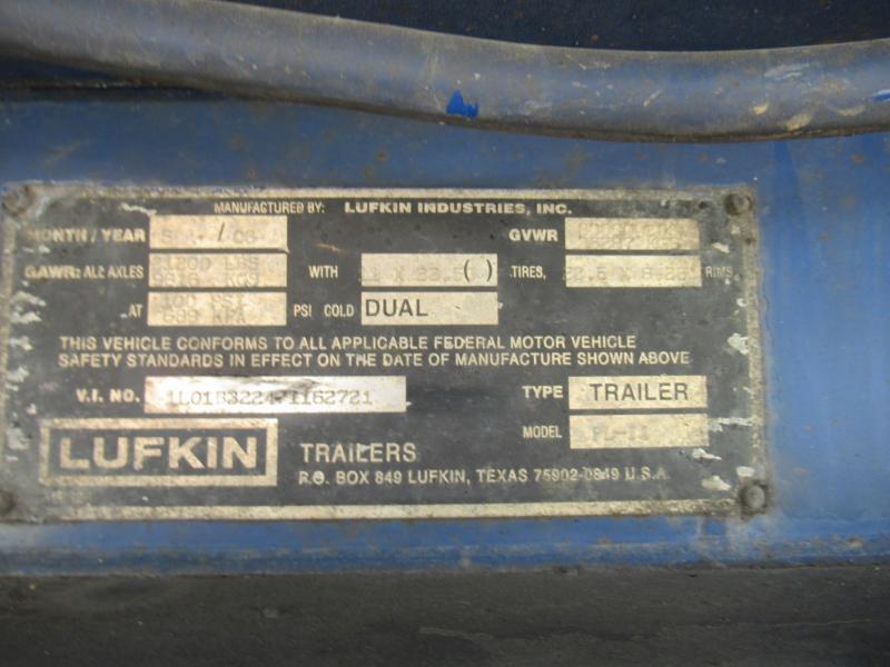 2007 LUFKIN FL-11 19