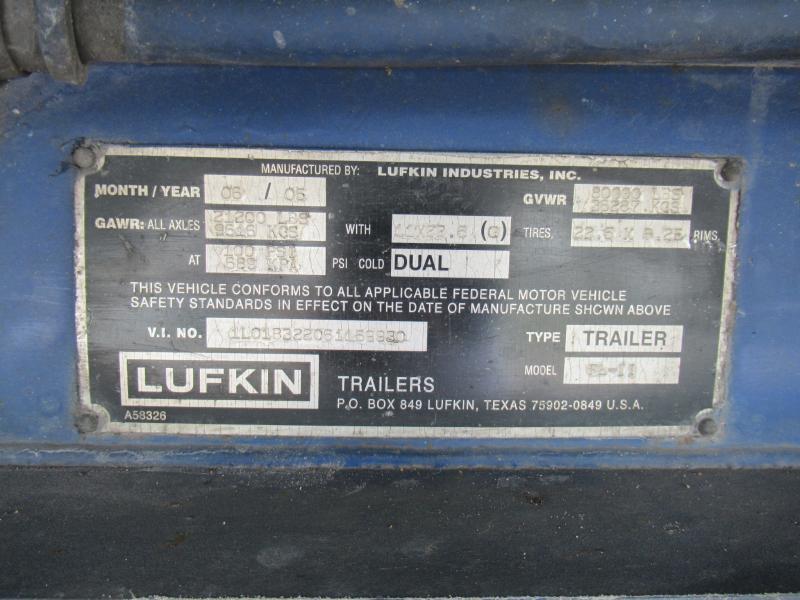 2006 LUFKIN FL-11 11