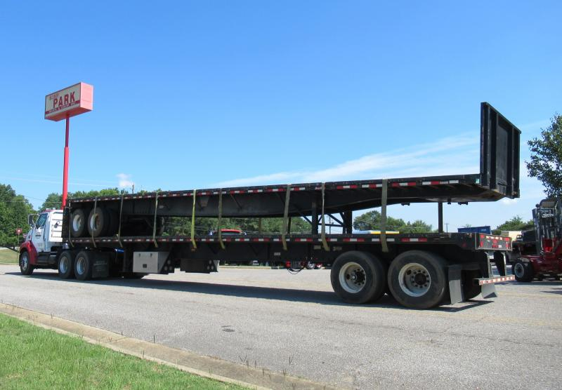 2013 Great Dane 48 FT FLATBED 7