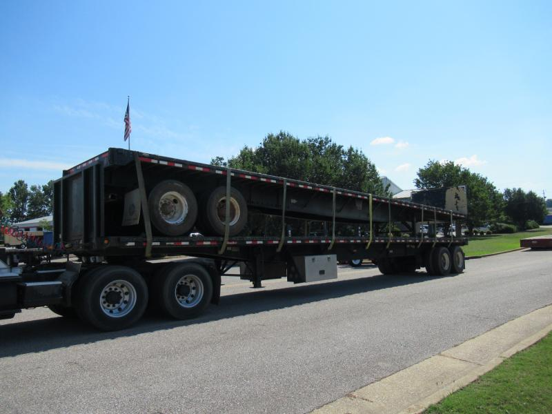 2013 Great Dane 48 FT FLATBED 9