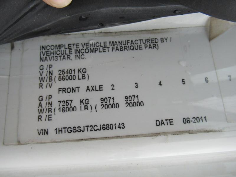2012 International 7600 17