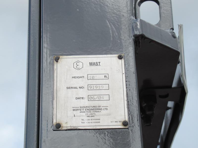 2004 Moffett M5000 16