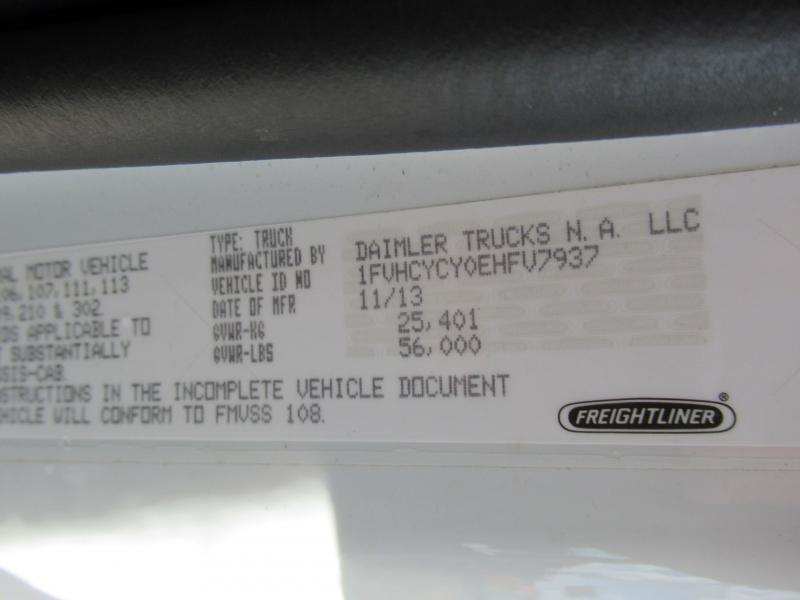 2014 Freightliner BUSINESS CLASS M2 106 12