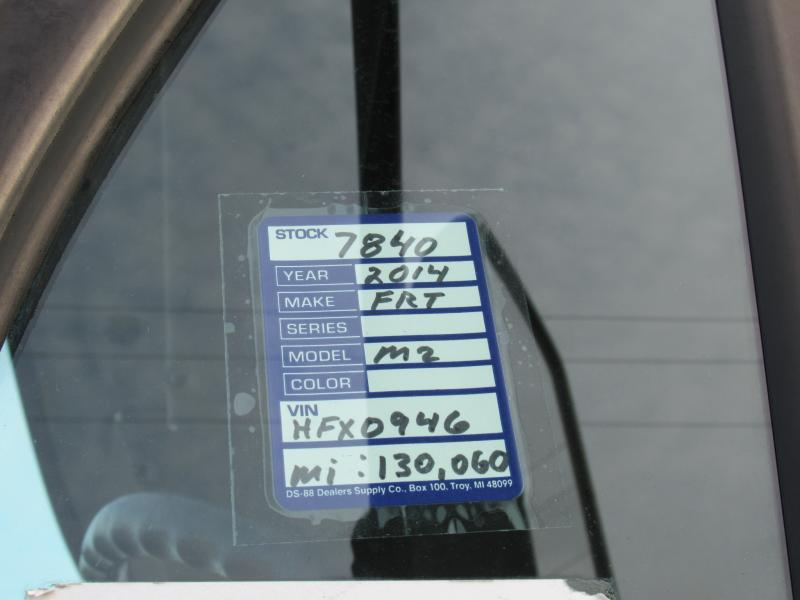 2014 Freightliner BUSINESS CLASS M2 106 19