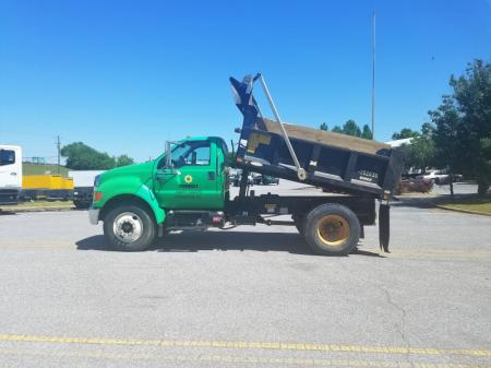 2009 Ford F750 5