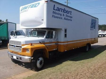 1993 Ford F700 1