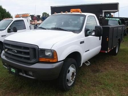 1999 Ford F450 2