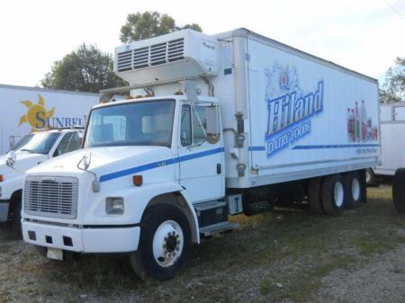 2000 Freightliner