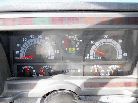 2000 Chevrolet KODIAK C8500 8