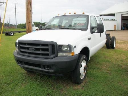 2003 Ford F450 1