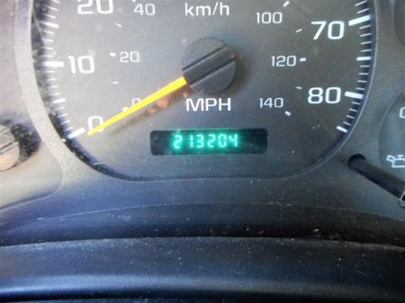 2003 Chevrolet KODIAK C8500 11